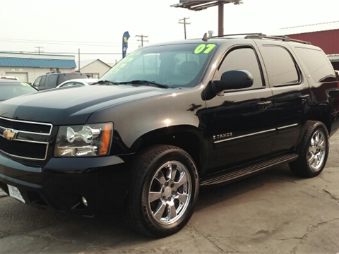 2007 Chevrolet Tahoe for sale in Nampa, ID