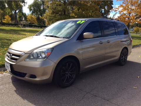 2007 Honda Odyssey for sale in Nampa, ID