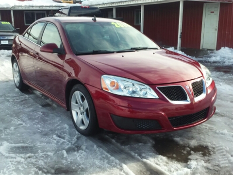 2010 Pontiac G6 for sale in Nampa, ID