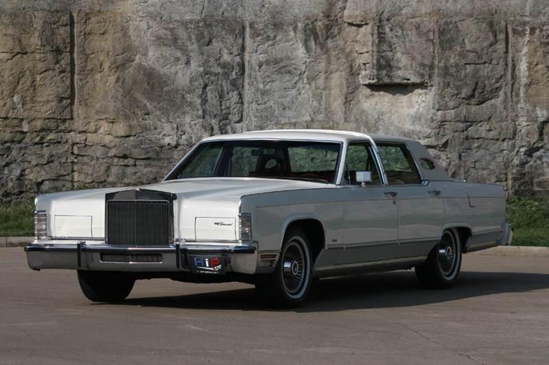 1979 lincoln continental town car in nashville tn hip rides. Black Bedroom Furniture Sets. Home Design Ideas