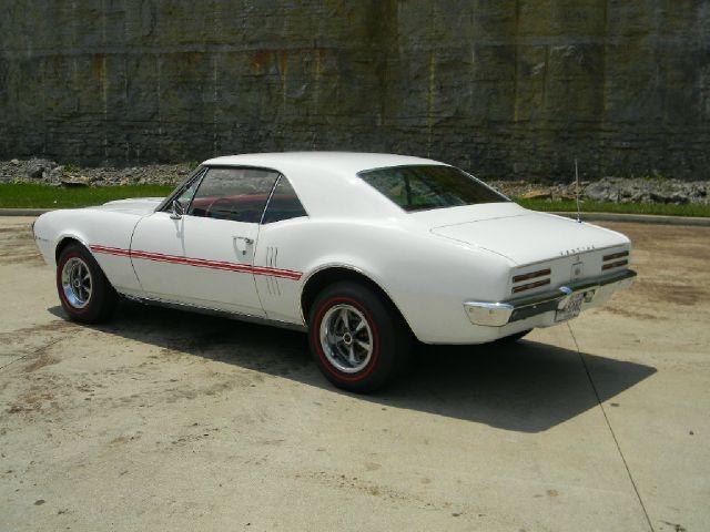 1967 Pontiac Firebird Sprint Related Infomation
