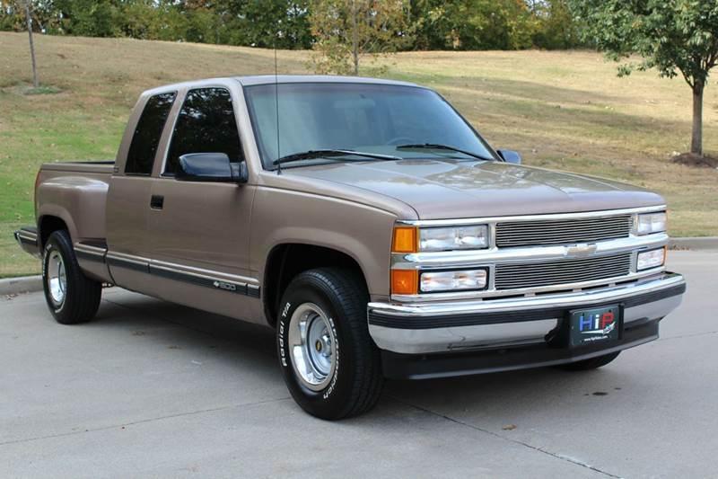 1995 Chevrolet C K 1500 Series 2dr C1500 Silverado
