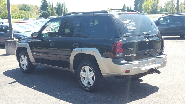 2002 Chevrolet TrailBlazer  - Eau Claire WI
