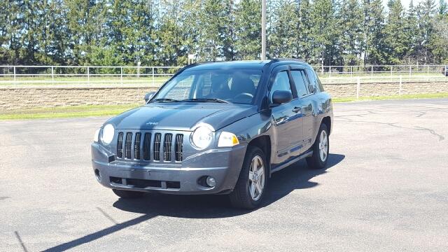 2008 Jeep Compass 4x4 Sport 4dr SUV w/CJ1 - Eau Claire WI