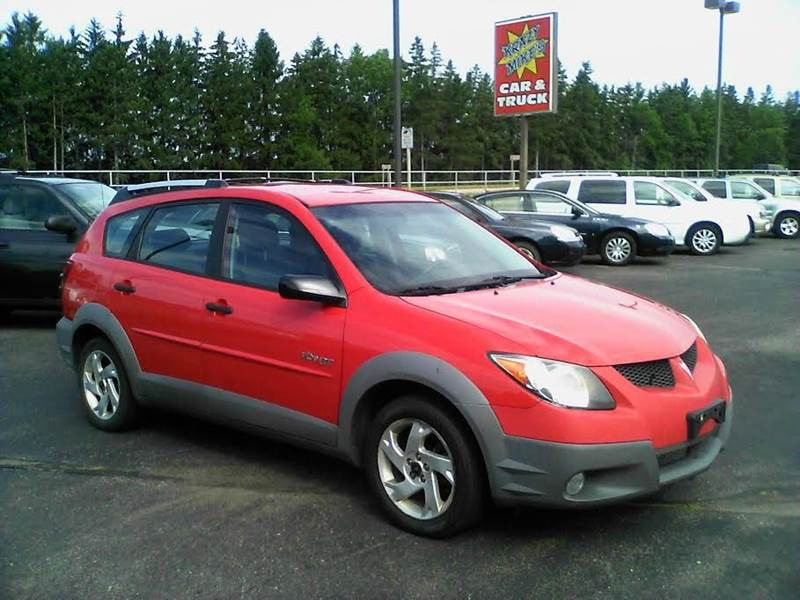 2003 pontiac vibe gt 4dr wagon in eau claire wi krazy. Black Bedroom Furniture Sets. Home Design Ideas