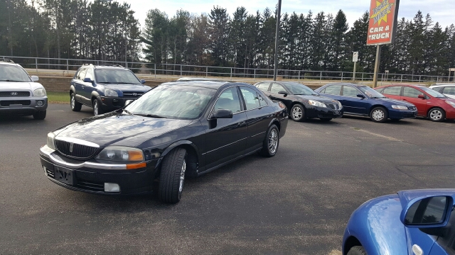 2002 Lincoln LS 4dr Sedan V8 - Eau Claire WI
