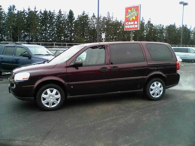 2006 chevrolet uplander ls 4dr extended mini van in eau. Black Bedroom Furniture Sets. Home Design Ideas