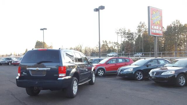 2007 Chrysler Aspen 4x4 Limited 4dr SUV - Eau Claire WI