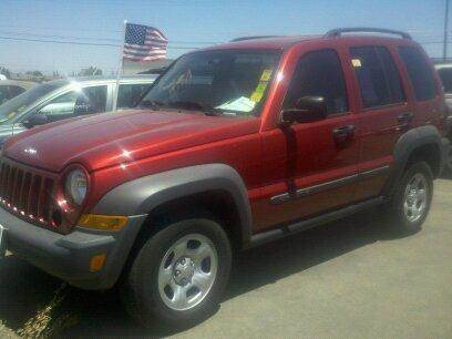 2007 Jeep Liberty for sale in Selma, CA