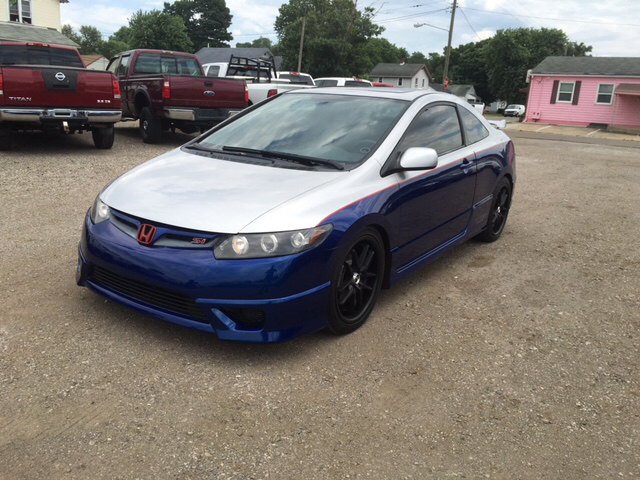 2007 honda civic si 2dr coupe in lancaster oh r r. Black Bedroom Furniture Sets. Home Design Ideas