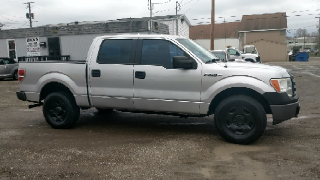 2009 Ford F-150 XL 4x4 4dr SuperCrew Styleside 5.5 ft. SB - Lancaster OH