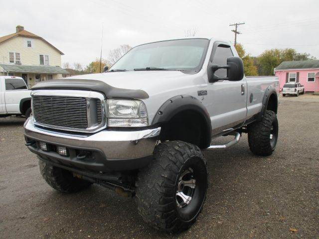 2003 ford f 250 super duty xl 2dr regular cab 4wd lb in lancaster columbus canal winchester r. Black Bedroom Furniture Sets. Home Design Ideas