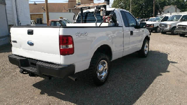 2008 Ford F-150 4x4 XL 2dr Regular Cab Styleside 6.5 ft. SB - Lancaster OH