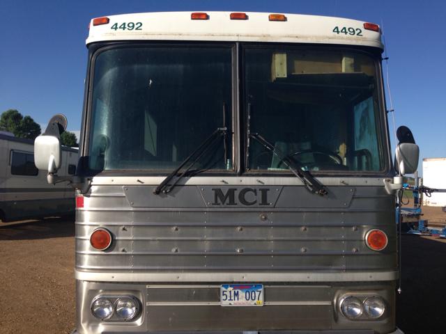 1984 MCI Crusader Motorhome Conversion-BUS - Madison SD