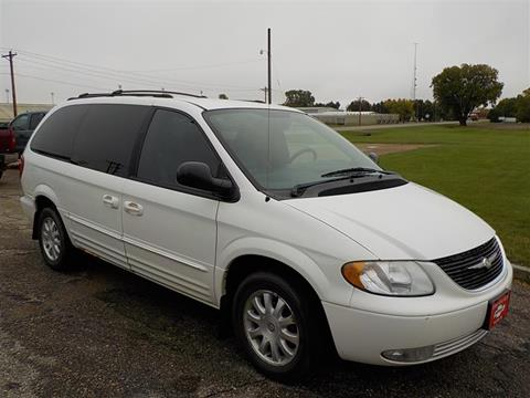2003 Chrysler Town and Country for sale in Mountain Lake, MN