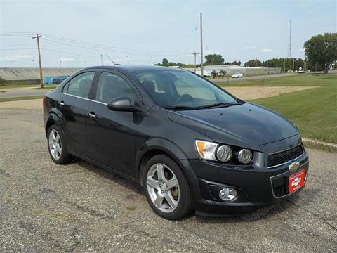 2016 Chevrolet Sonic for sale in Mountain Lake, MN