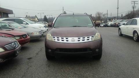 2003 Nissan Murano for sale in York, PA