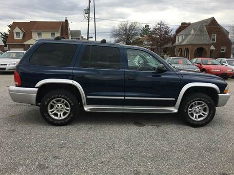 2003 Dodge Durango for sale in York, PA