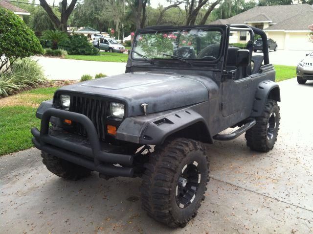 1989 Jeep Wrangler Yj Soft Top In Valrico Tampa Brandon