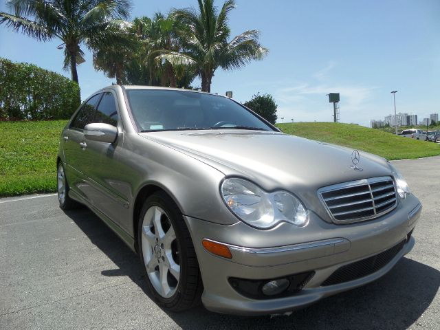 2007 MERCEDES-BENZ C-CLASS C230 SPORT 4DR SEDAN grey call 1-877-775-0217 for sales this 2007