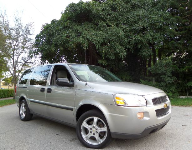 2008 CHEVROLET UPLANDER LS EXT 1LS silver call 1-877-775-0217 for sales this 2008 chevrolet