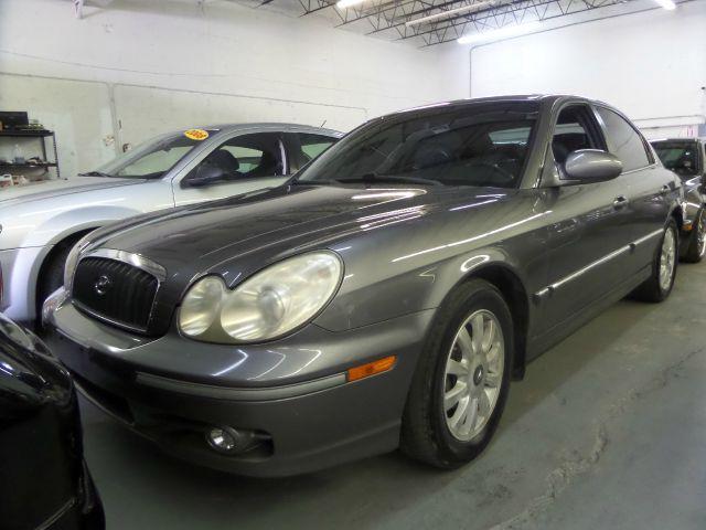 2004 HYUNDAI SONATA GLS 4DR SEDAN grey call 1-877-775-0217 for sales this 2004 hyundai sonat