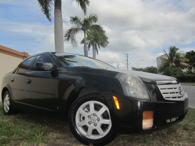 2007 CADILLAC CTS 28L black call 1-877-775-0217 for sales this beautiful 2007 cadillac cts