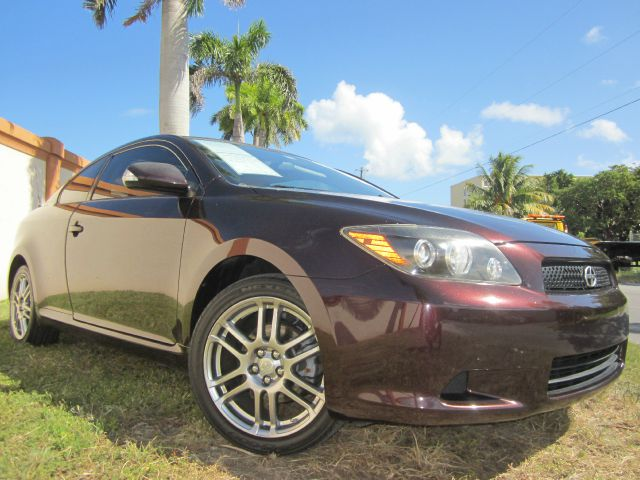 2008 SCION TC SPORT COUPE dark red this 2008 scion tc runs great and has been thoroughly inspected