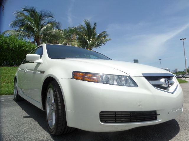 2006 ACURA TL BASE WNAVI 4DR SEDAN WNAV SYST white call 1-877-775-0217 for sales this clea