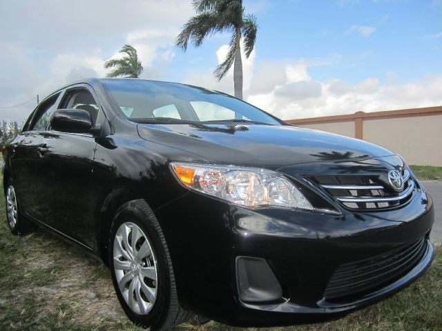 2013 TOYOTA COROLLA LE 4-SPEED AT black call 1-877-775-0217 for sales this beautiful 2013 to