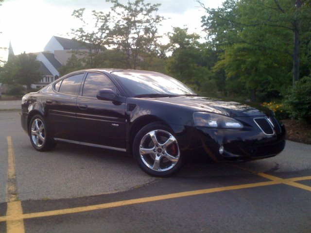 2006 PONTIAC GRAND PRIX BASE black call 1-877-775-0217 for sales this 2006 pontiac grand pri