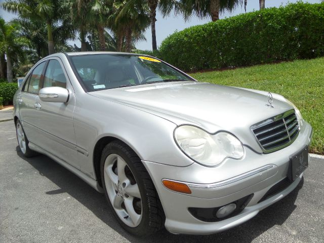 2005 MERCEDES-BENZ C-CLASS C230 KOMPRESSOR 4DR SEDAN silver call 1-877-775-0217 for sales th