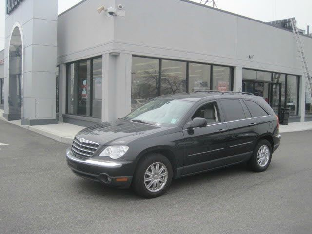 2007 CHRYSLER PACIFICA TOURING AWD black call 1-877-775-0217 for sales this 2007 chrysler pa