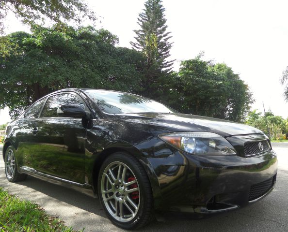2006 SCION TC SPORT COUPE black call 1-877-775-0217 for sales this 2006 scion tc sport coupe