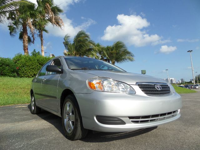 2006 TOYOTA COROLLA CE 4DR SEDAN 18L I4 4A silver call 1-877-775-0217 for sales this 2006