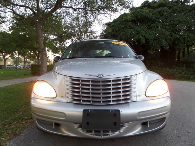 2005 CHRYSLER PT CRUISER LIMITED 4DR WAGON silver call 1-877-775-0217 for sales this 2005 ch