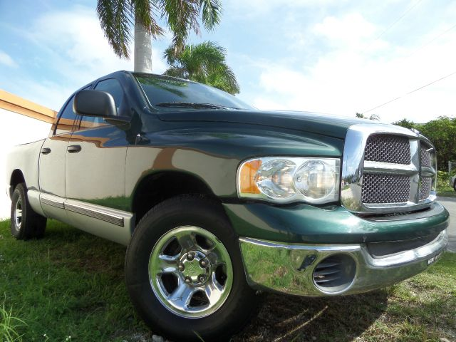 2002 DODGE RAM 1500 SLT QUAD CAB LONG BED 2WD green this 2002 dodge ram 1500 runs very well and ha