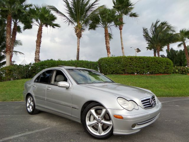 2004 MERCEDES-BENZ C-CLASS C230 SPORT SEDAN silver call 1-877-775-0217 for sales this 2004 m