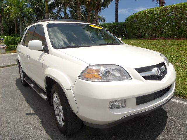 2005 ACURA MDX TOURING WNAVI AWD 4DR SUV white call 1-877-775-0217 for sales this 2005 acur