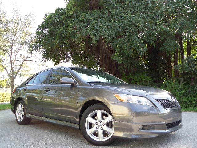 2007 TOYOTA CAMRY CE 5-SPD AT gray call 1-877-775-0217 for sales this 2007 toyota camry ce r