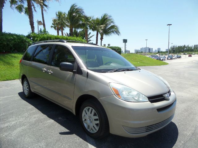 2004 TOYOTA SIENNA CE 7 PASSENGER tan financing affordable for everyone