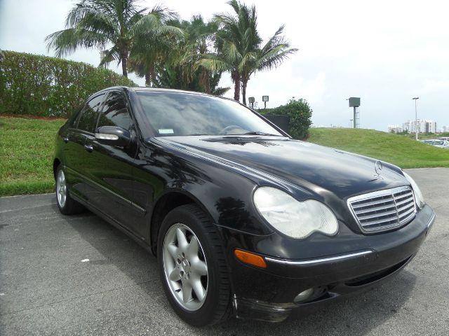 2003 MERCEDES-BENZ C-CLASS C320 4DR SEDAN black call 1-877-775-0217 for sales this 2003 c320