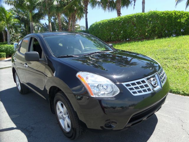 2010 NISSAN ROGUE S 4DR CROSSOVER black call 1-877-775-0217 for sales this beautiful 2010 ni