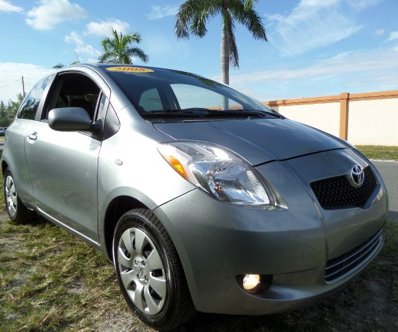 2008 TOYOTA YARIS LIFTBACK gray call 1-877-775-0217 for sales this beautiful 2008 toyota yar