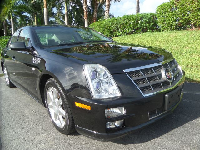 2008 CADILLAC STS V6 SEDAN 36 DIRECT INJECTION black call 1-877-775-0217 for sales this 200