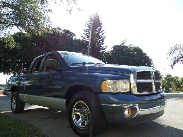 2003 DODGE RAM 1500 SLT QUAD CAB LONG BED 2WD blue call 1-877-775-0217 for sales this 2003 d