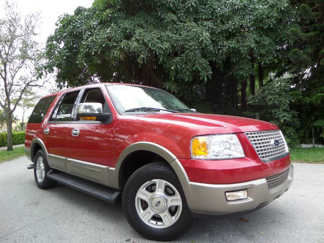 2003 FORD EXPEDITION EDDIE BAUER 46L 2WD red call 1-877-775-0217 for sales this 2003 ford e