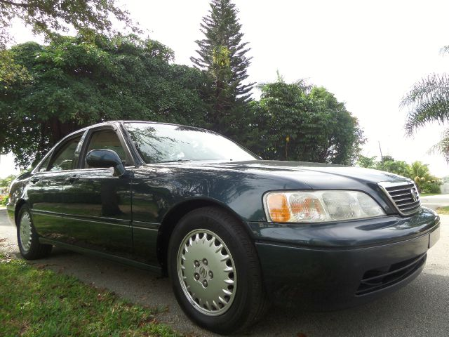 1997 ACURA RL 35RL green call 1-877-775-0217 for sales this 1997 acura rl sedan just wont g