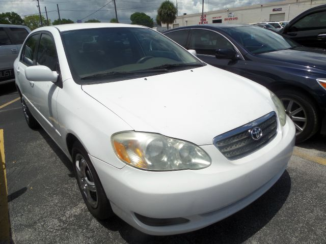 2007 TOYOTA COROLLA LE 4DR SEDAN white call 1-877-775-0217 for sales this 2007 toyota coroll