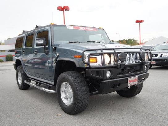 2004 HUMMER H2 SPORT UTILITY red call 1-877-775-0217 for sales this 2004 hummer h2 runs grea